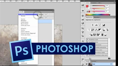 tutorial photoshop italiano tutorial photoshop in italiano metodi di fusione dei