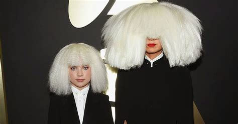 Where Does Hillary Live by Sia Has The Biggest And Best Grammys Hair Yet