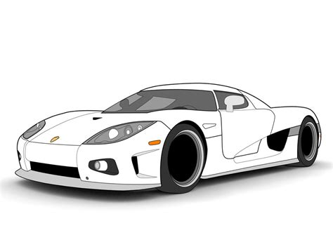 koenigsegg ccx drawing koenigsegg ccx art peview by vipervelocity on deviantart