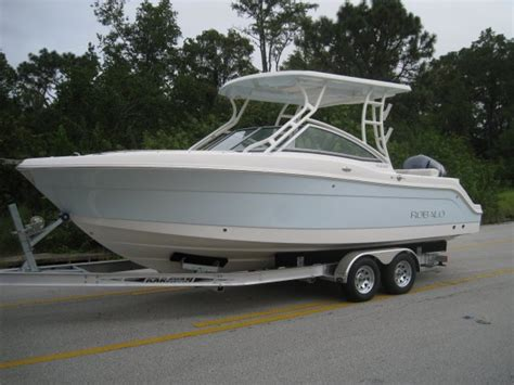 robalo boats dual console robalo 247 dual console boats for sale