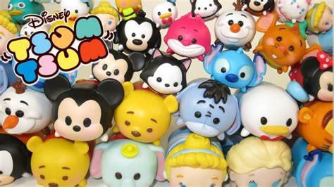 60 new disney tsum tsum series 1 mickey minnie stitch elsa