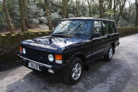 classic land rover for sale range rover classic 25th anniversary model for sale