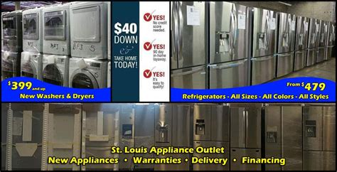 st louis appliance outlet opens used appliance store in st charles mo st louis appliance discount appliance store new and used appliances in st