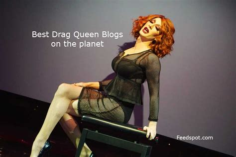 Why Is Detox Respected In The Drag Community by Top 30 Drag Blogs And Websites For Drag