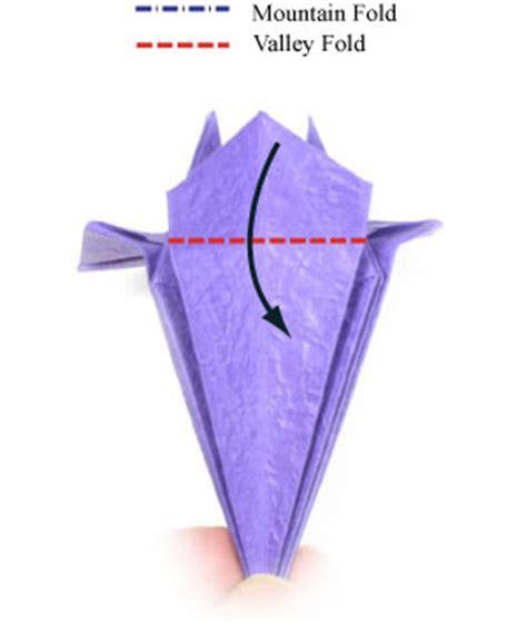 Origami Iris - kdesign origami