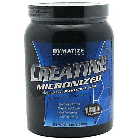 Dymatize Creatine 1kg creatine monohydrate powder 1000g dymatize cena