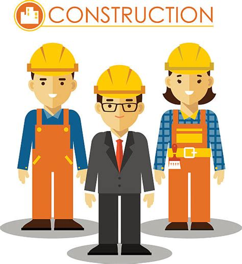 safety man clip art royalty free building contractor clip art vector images