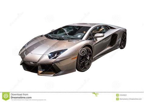 Fastest Stock Lamborghini Lamborghini Aventador Stock Photo Image 41843521