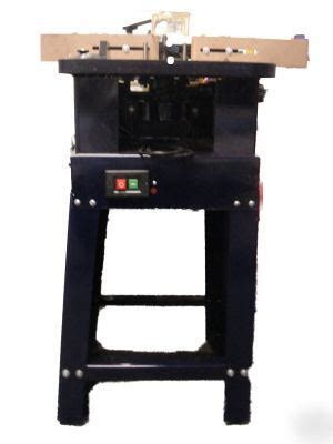 Wood Shaper 1 2 Quot by New Brand King Machinery 1 2 Quot Wood Shaper
