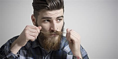 Bearded Mens Hairstyles by 30 Best Bearded Styles And Hair Looks For