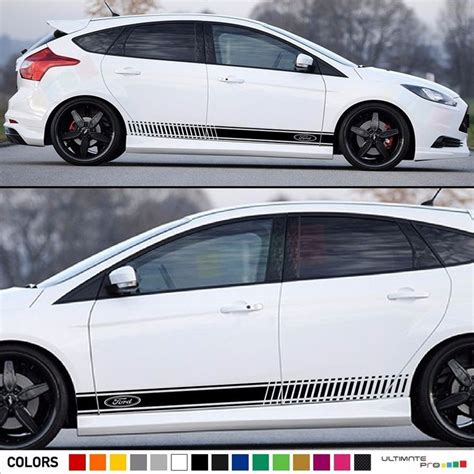 Aufkleber Ford Focus by 24 Best Decals For Ford Focus Images On Ford