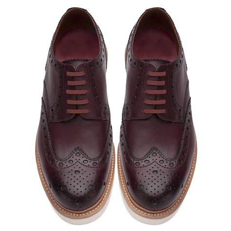 oxford shoe laces flat waxed cotton shoelaces 3mm wide dress wax cord laces