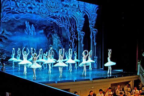 Home Theatre Wall Decor swan lake ballet in hermitage theatre in saint petersburg
