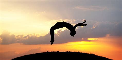 what is back flip which are basic types of back flips