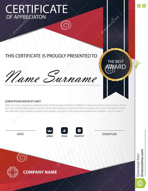 Visual Design Certificate Nait | graphic design certificate templates image collections
