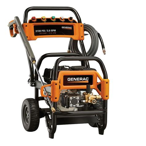 generac 3 100 psi 2 8 gpm ohv engine triplex gas