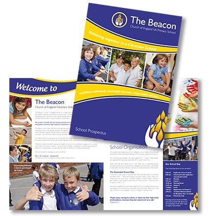 college prospectus design template school prospectus school prospectus design print