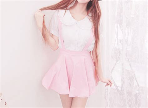 Mini Dress Dress Korea White Sweet Roses L Import Original blouse kawaii kawaii kawaii