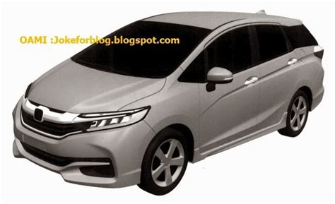 honda jazz fit shuttle
