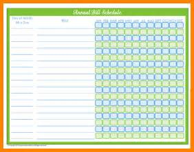 bill calendar template 6 monthly bill calendar monthly budget forms