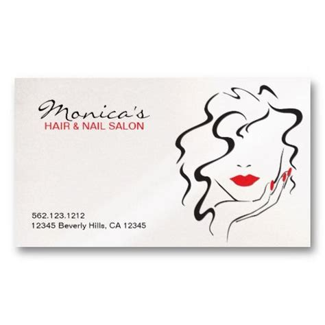 Hair Salon Appointment Card Template by 15 Best Images About Nail Salon Business Cards On