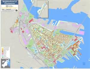 map of neighborhoods neighborhood maps boston planning development agency
