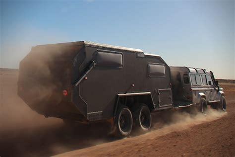 Bruder Exp 6 Expedition Trailer   HiConsumption
