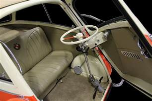 Isetta Interior by 1957 Bmw Isetta 300 196175
