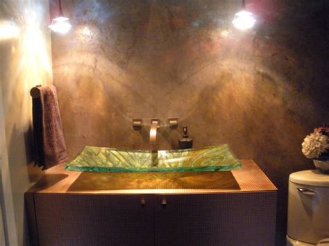 polished plaster bathroom 4 ways to design your bathroom with venetian plaster
