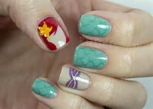 gallery for gt disney princess nail art