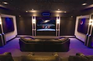 Sci Fi Home Decor by Sci Fi Home Theater Cool Home Theaters Pinterest