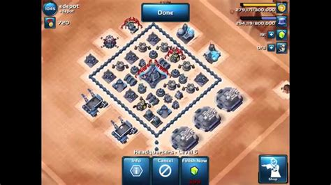 layout manager star wars commander star wars commander best level 6 hq base layout youtube