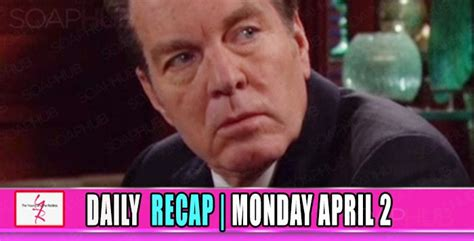 yr recap one night the young and the restless recaps the young and the restless yr recap jack isn t an abbott