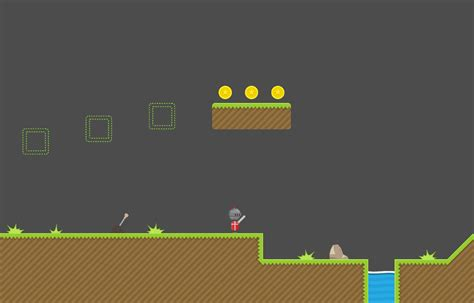 tutorial unity platform game wip jumping knights 2d platformer and puzzle game