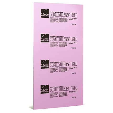 shop owens corning extruded polystyrene foam board