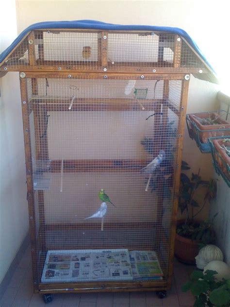come costruire una gabbia per pappagalli come si costruisce una voliera in legno profilati alluminio
