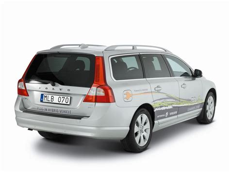 image 2009 volvo v70 in hybrid demonstrator size