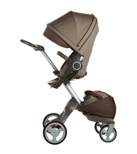 stokke xplory gestell stokke xplory basic stroller in brown