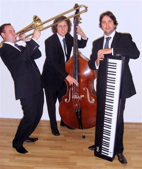 jazz swing standards jazz trio or quartet viva live music