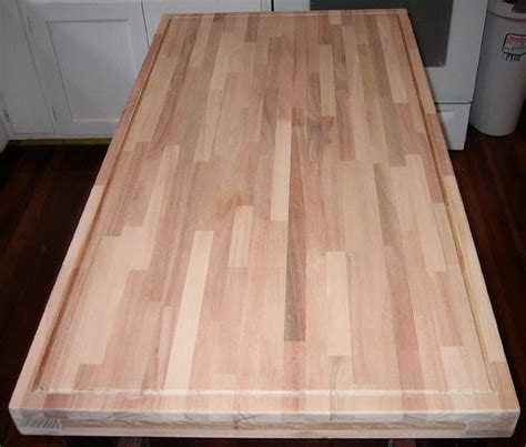 refinishing butcher block table refinishing butcher block another house project in the