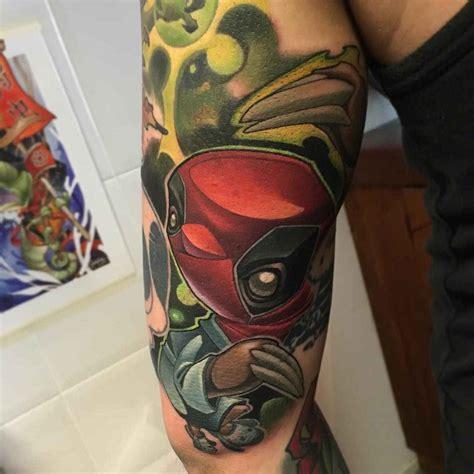 tattoo artist jamie ris aalsmeer netherlands inkppl