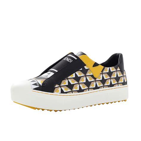 Slip On Fendi 2456 W fendi womens sneakers 28 images womens shoes fendi