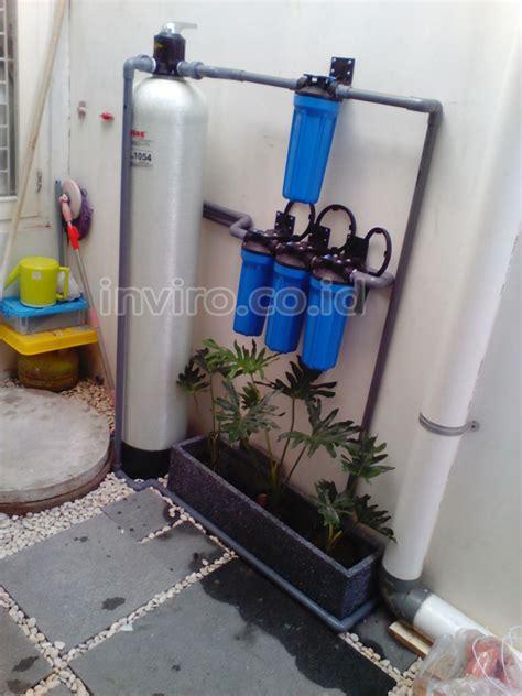 Penjernih Air Ledeng Rumah filter penjernih air sumur rumah tangga ngipik pleret bantul