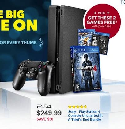 best black friday 2016 video game deals — xbox one s, ps4