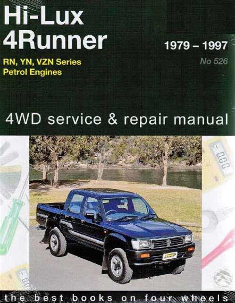 small engine service manuals 1993 toyota 4runner engine control service manual pdf 1993 toyota 4runner repair manual 1993 toyota camry repair manual ebay