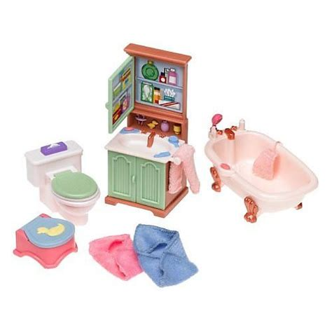 fisher price loving family doll house furniture 17 best ideas about dollhouse furniture sets on pinterest miniature
