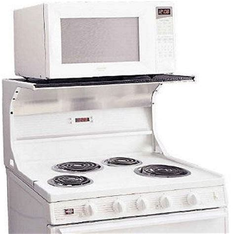 Shelf For Microwave Stove by The Range Microwave Oven Shelf Home