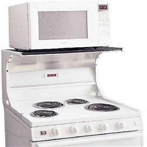 The Range Microwave Shelf by The Range Microwave Oven Shelf Home