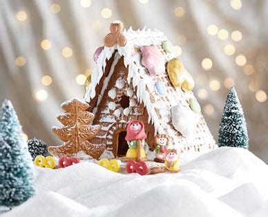 vegan gingerbread house kit 10 gingerbread house kits because baking it yourself is overrated