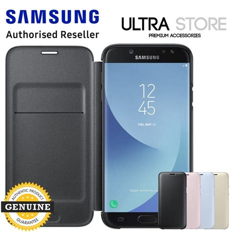 Samsung J5 Pro Original genuine original samsung galaxy j5 pro 2017 wallet cover